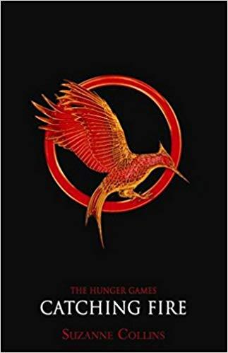 THE HUNGER GAMES 2 CATCHING FIRE | 9781407132099 | COLLINS, SUZANNE
