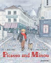 PICASSO AND MINOU | 9788426146014
