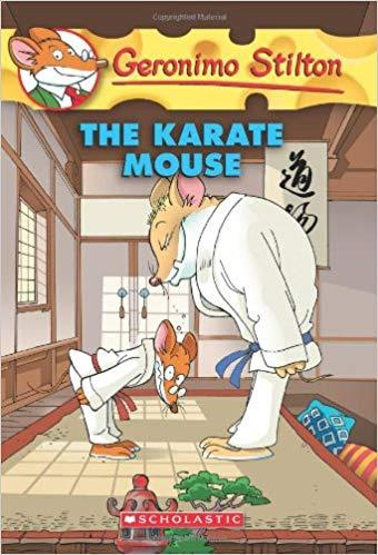THE KARATE MOUSE | 9780545103695