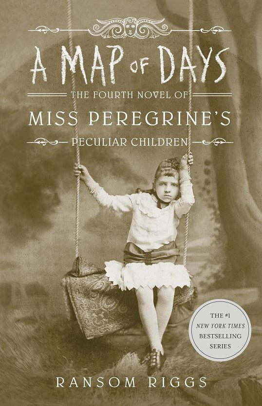 A MAP OF DAYS | 9780141385914 | RANSOM RIGGS