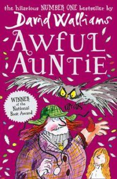 AWFUL AUNTIE | 9780007453627 | WALLIAMS, DAVID