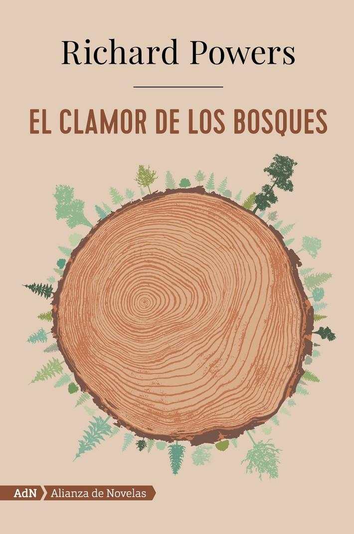 EL CLAMOR DE LOS BOSQUES (ADN) | 9788491814443 | POWERS, RICHARD