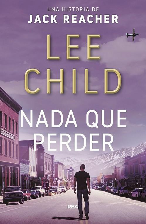 NADA QUE PERDER | 9788490568903 | CHILD LEE