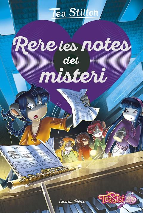 RERE LES NOTES DEL MISTERI | 9788491378297 | STILTON, TEA