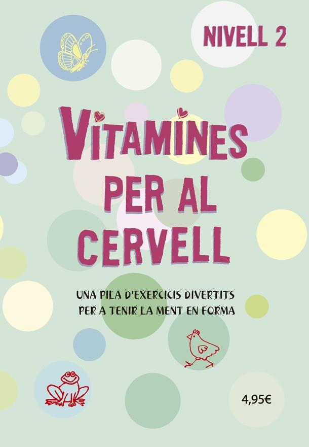 VITAMINES PER AL CERVELL 2 | 9788424669072 | VARIS AUTORS
