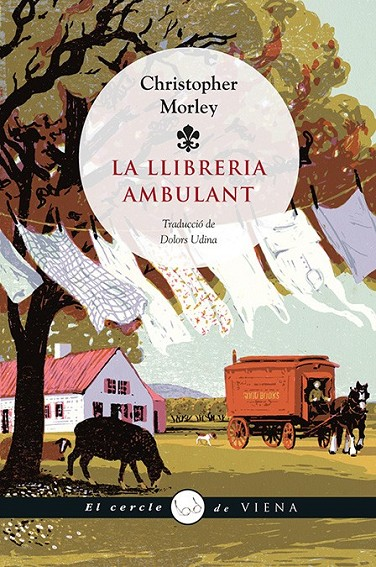 LA LLIBRERIA AMBULANT | 9788483307915 | MORLEY, CHRISTOPHER