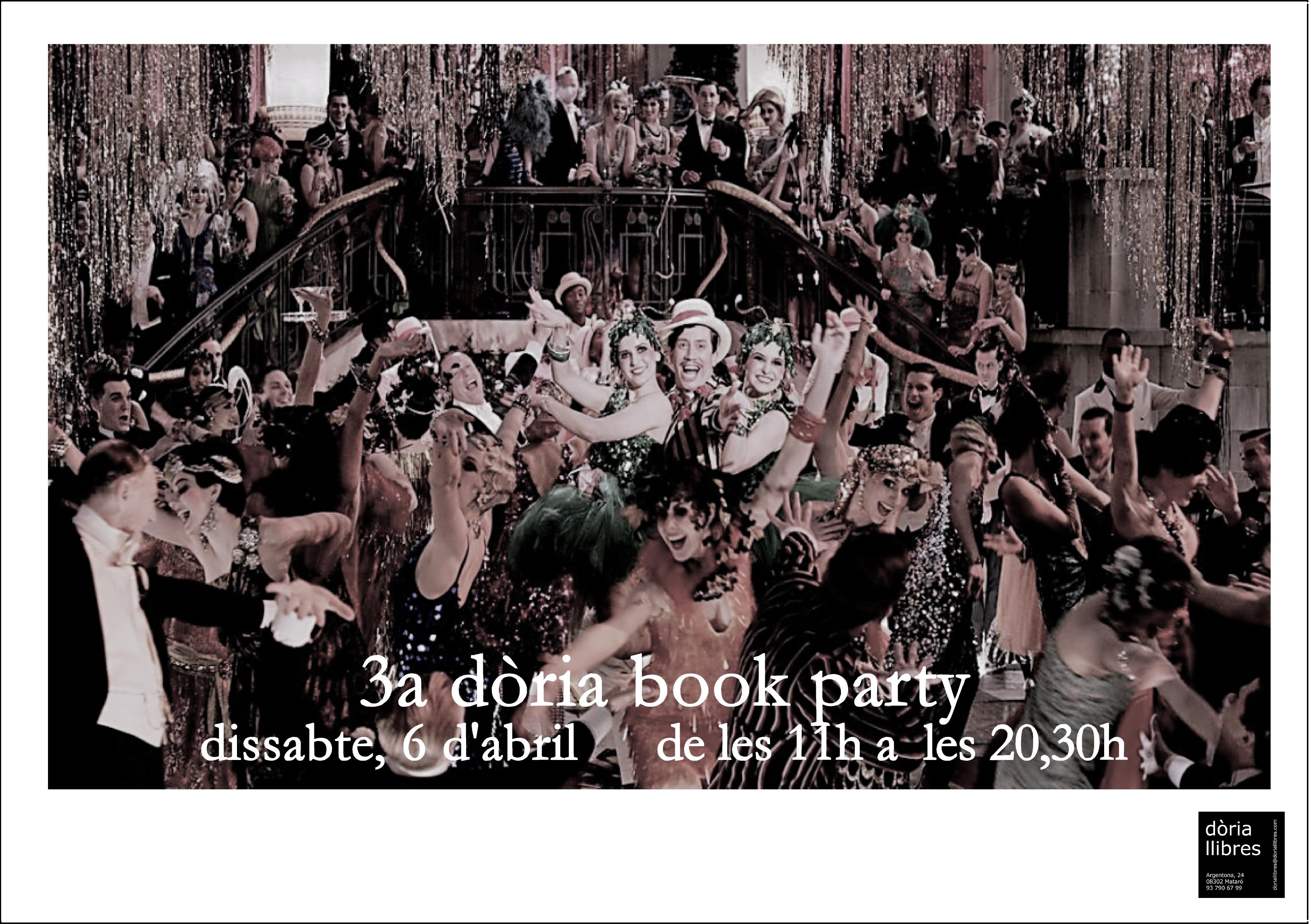 3era DÒRIA BOOK PARTY | 89599