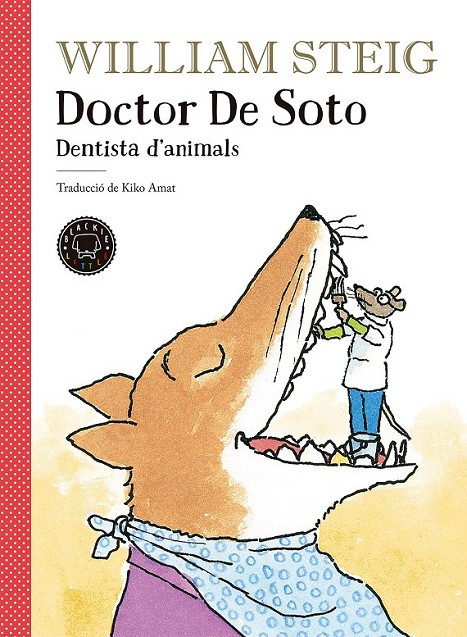 DOCTOR DE SOTO | 9788417059255 | STEIG, WILLIAM